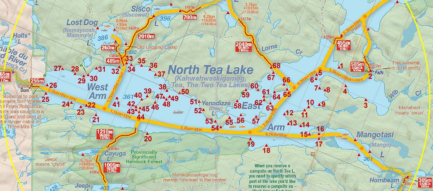 http://www.algonquinadventures.com/PCI/lakes/NorthTea/NorthTeaMap.jpg