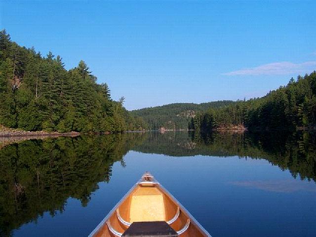 Greenleaf Lake Like A Sea Of Glass